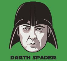 "James Spader is ""DARTH SPADER"" One Piece - Short Sleeve"