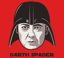 "James Spader is ""DARTH SPADER"" Kids Tee"