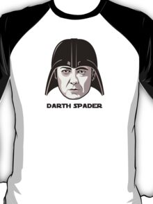 "James Spader is ""DARTH SPADER"" T-Shirt"