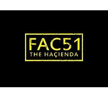 FAC51 The Hacienda Photographic Print
