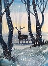 Winter Wishes by Val Spayne