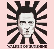 Walken on Sunshine - Christopher Walken Kids Tee