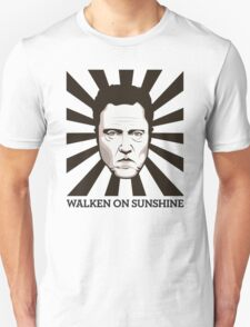 Walken on Sunshine - Christopher Walken T-Shirt