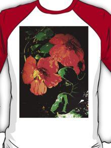 Red Nasturstiams T-Shirt