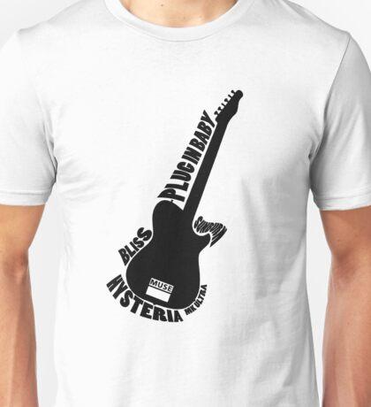 MUSE Guitar Unisex T-Shirt