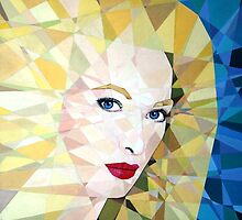 Prismatic Glamorous Expression by Joseph Barbara