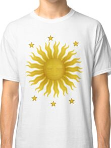 Sun Resting at Blue Twilight Classic T-Shirt