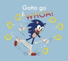 Sonic: Gotta Go F-WHOA! Kids Clothes
