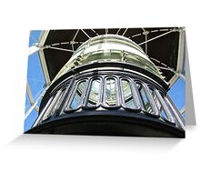 Point Loma Light Greeting Card
