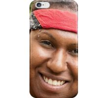 Aboriginal Smile iPhone Case/Skin