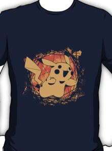 Emerging from the Darkness (version 2) T-Shirt