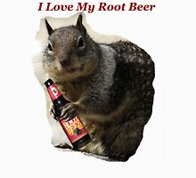 I Love My Root Beer Unisex T-Shirt
