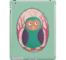 Cute Little Owl iPad Case/Skin