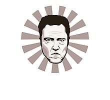 I'm Walken On Sunshine Photographic Print