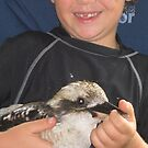 Kookaburra Kid  by MrsO