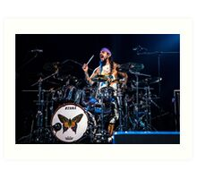 Mike Portnoy Art Print