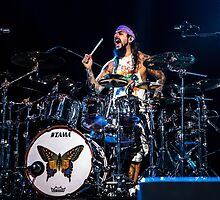 Mike Portnoy by Mairo  Cinquetti