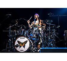 Mike Portnoy Photographic Print