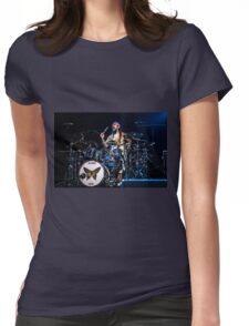 Mike Portnoy Womens Fitted T-Shirt