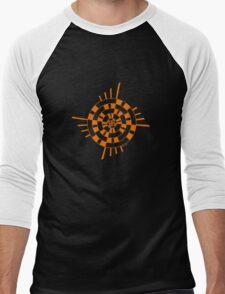 Mandala 1 Vitamin C Men's Baseball ¾ T-Shirt