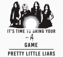 Pretty Little Liars: - A Game by Vixetches