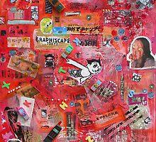 tokio chaos II by Patrycja Whipp