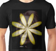 Study in Black and Yellow Unisex T-Shirt