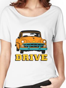 DRIVE CLASSIC-RIDE 233 Women's Relaxed Fit T-Shirt