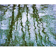 Rippled Creek Photographic Print