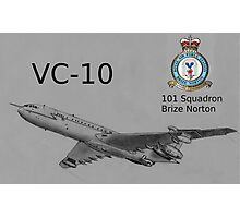 VC-10 Photographic Print