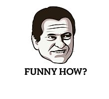 "Joe Pesci - ""Funny How"" T-Shirt Photographic Print"