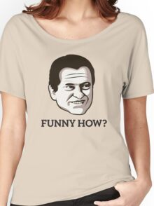 "Joe Pesci - ""Funny How"" T-Shirt Women's Relaxed Fit T-Shirt"