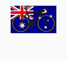 Bike Flag Australia (Big - Highlight) T-Shirt