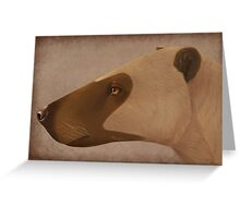 Hyaenodon sp. Greeting Card