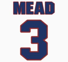 National baseball player Charlie Mead jersey 3 by imsport
