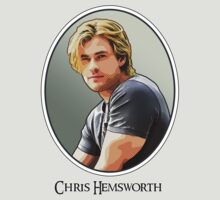Chris Hemsworth  by Everett Day