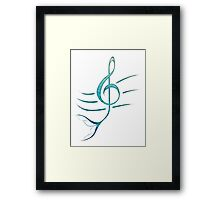 Siren Song Framed Print