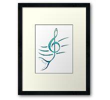 Siren Song Framed Print