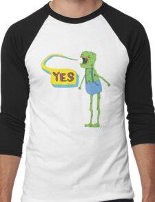 herb Men's Baseball ¾ T-Shirt