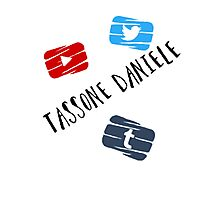 Tassone Daniele Social Media Photographic Print