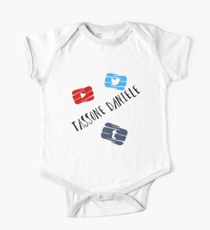 Tassone Daniele Social Media One Piece - Short Sleeve