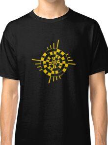 Mandala 1 Yellow Fever  Classic T-Shirt