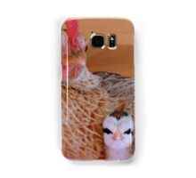Are We There Yet Mum? - Silver-Duckwings - NZ Samsung Galaxy Case/Skin