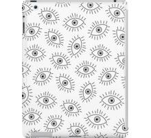 Eyes pattern iPad Case/Skin