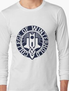 College of Winterhold Long Sleeve T-Shirt