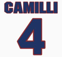 National baseball player Dolph Camilli jersey 4 by imsport
