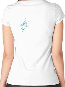 Siren Song Women's Fitted Scoop T-Shirt