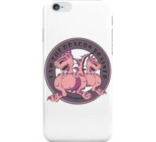 I AM THE DRAGON TRAINER iPhone Case/Skin