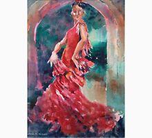 Flamenco Dancer - Dance Art Gallery 9 Unisex T-Shirt
