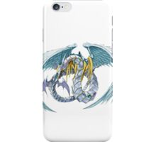Rainbow Dragon Shirt iPhone Case/Skin